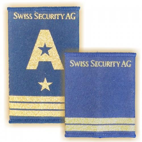 Achselschlaufen SWISS SECURITY
