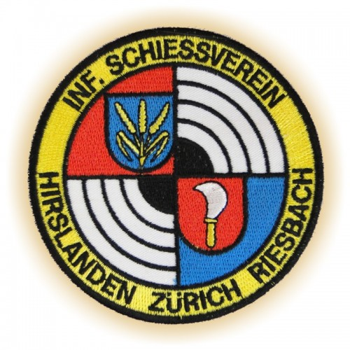 Sticker-Patch HIRSLANDEN