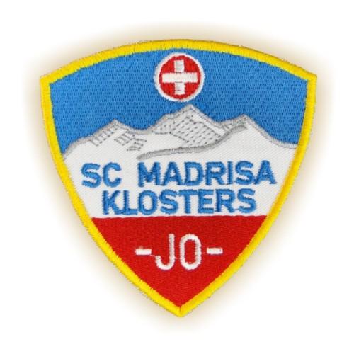 Aufnäh-Sticker SC KLOSTERS