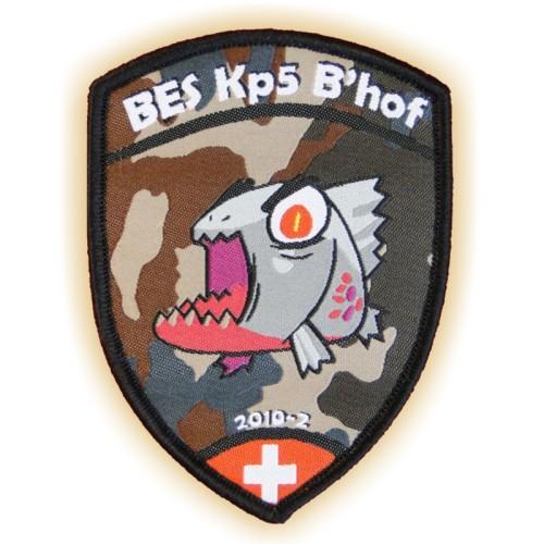 Aufnäher BES KP5