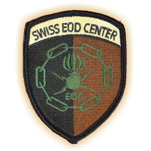 Armee-Aufnäher SWISS EOD