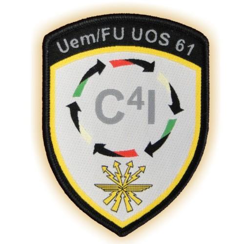 Stoffabzeichen UEM/FU