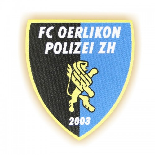 Aufnäher FC OERLIKON POLIZEI