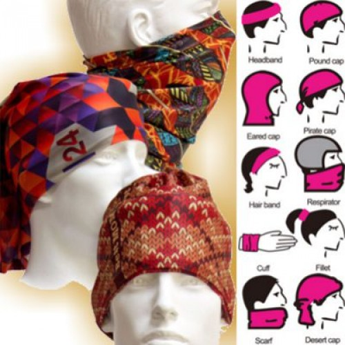 Kopf- und Nackenwärmer