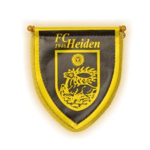 Freundschafts-Wimpel FC HEIDEN