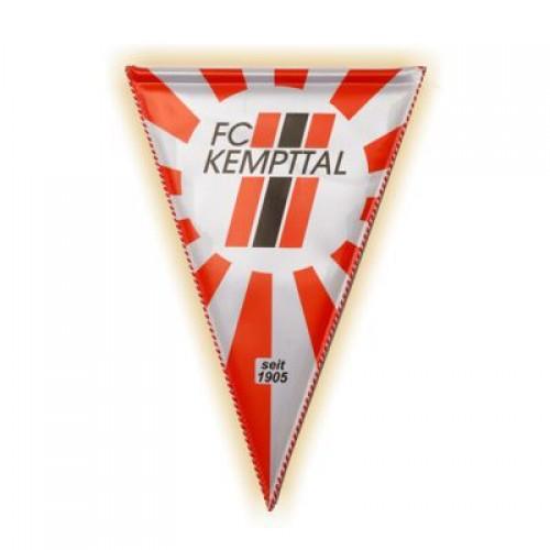 Fan-Wimpel FC KEMPTTAL