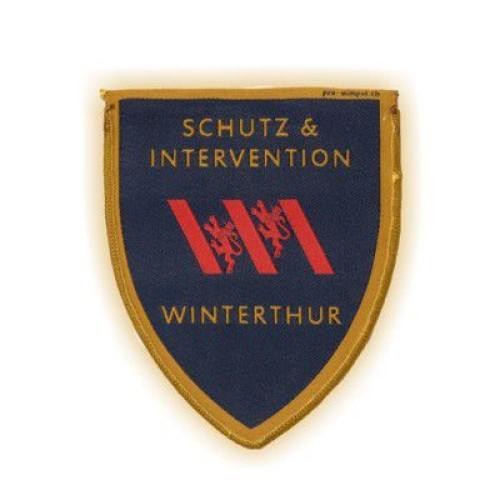 Souvenier-Wimpel SCHUTZ WINTERTHUR