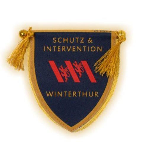 Wimpel SCHUTZ WINTERTHUR